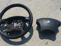 Volan cu airbag Peugeot 407