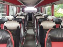 Curse transport persoane Milano