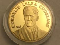Medalie legionara Corneliu Zelea Codreanu Madrid 1967