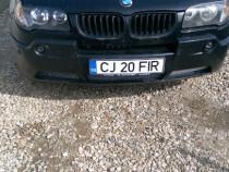 BMW X3 inmatriculat recent RO Euro4