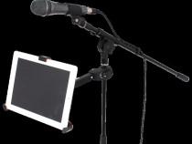 Suport reglabil pentru tableta pentru stand microfon
