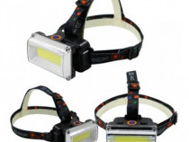Lanterna De Cap MRG RGB MLL6653B Lumina Alba Rosu Verde C265