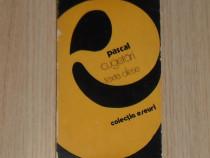"""Pascal –"""" Cugetări - Texte alese"""""""
