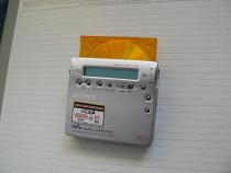 Minidisc portabil Sony