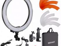 Lampa foto ring light 240 leduri