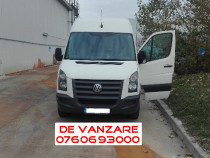 Vw crafter 2010