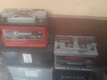 Baterii auto dela 60 ah / la 95 ah