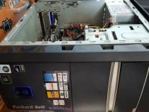 Sistem PC Intel 2x3,0Ghz 4Gb DDR2 hdd 250Gb+Monitor L241