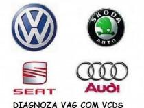 Tester/Diagnoza prin interfata VCDS VAG-COM:Volkswagen,Audi