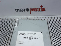 Amplificator audio Audi A4 8E 2002 2003 Avant