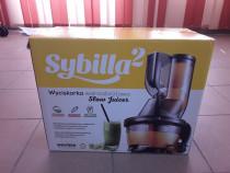 Robot de bucătărie, Storcător fructe Sybilla 2 nou