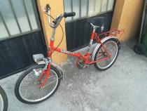 Bicicleta Pegas pliabil original din germania