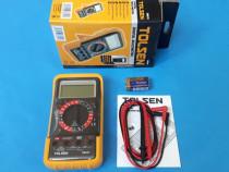 Multimetru digital, pentru masurarea tensiunilor electrice !