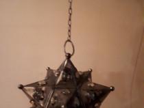 Mic lampadar Art Deco, orig.piesă unică.