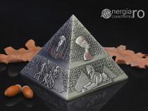 Piramidă Energetică Orgonică Pentru Energizare - cod ORG032