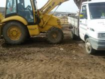 Prestari servicii utilaje constructii