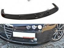Prelungire splitter bara fata Alfa Romeo 159 2005-2011 v2