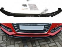 Prelungire splitter bara fata Audi A4 B9 S-line 15-19 v1