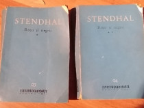 Rosu si negru Vol.I+II (Stendhal)