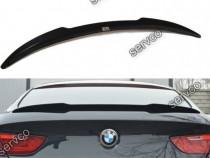Eleron portbagaj spoiler cap BMW Seria 6 F06 Gran Coupe v1