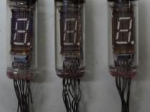 Tuburi electronice afisaj vfd (nixie) tip 7 segmente noi