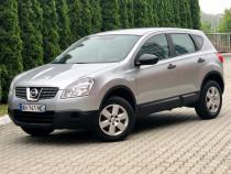 Nissan qashqai an 2010 1.5 dci euro 5 acte la zi adus azi st