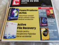 Dvd cu programe originale chips