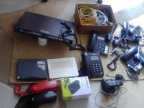 Sistem call-center 3 telefoane fixe Alcatel