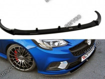 Prelungire splitter bara fata Opel Corsa E MK5 OPC VXR v8