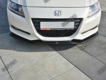 Prelungire splitter bara fata Honda CR-Z 2010-2013 v1
