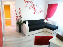 Proprietar, apartament 2 camere, mobilat si utilat Viziru 3