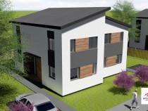 Casa Liffey in Noul Ansamblu Shamrock Gardens