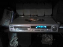 Amplituner cd 2 buc.+video recorder+3 boxe