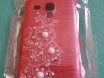 Carcasa Samsung Galaxy S3 mini Roz Pietre