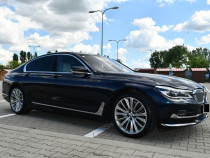 BMW Seria 7 2016. 83000 KM, Impecabil, Posibilitate Leasing