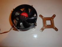 Cooler procesor cooler master intel LGA 775 aluminiu prinder