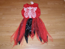 Costum carnaval serbare schelet 4-5-6 ani
