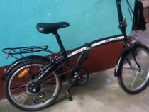 Bicicletă pliabilă velors
