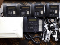 Centrala telefonica LG- Ericsson Aria Soho 3/8
