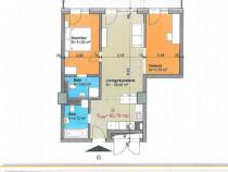 Apartament 3 camere in ansamblu rezidential nou,Gheorgheni