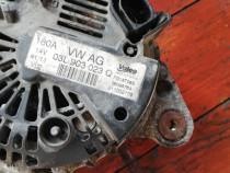 Alternator 180A VW Transporter T5 2.0 TDI 102 cai motor CAA