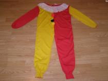 Costum carnaval serbare clovn claun 7-8 ani