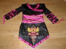 Costum carnaval serbare ninja 4-5-6 ani