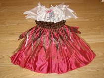 Costum carnaval serbare pirata schelet 3-4 ani