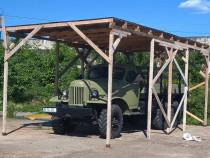 Camion de razboi la pret de pace- Zil 157
