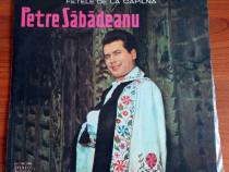 Petre Sabadeanu - Fetele de la Capalna - DISC VINIL