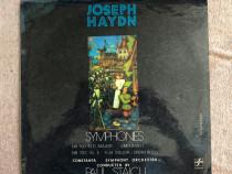 Disc vinil joseph haydn simfonii 100 103 dirijor paul staicu