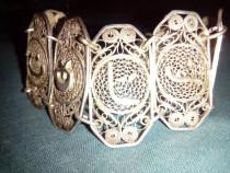 Bratara din argint 925 vintage pentru femei