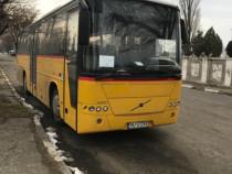 Autobuz volvo 8700 F. buna pentru conventie