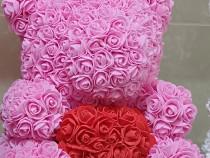 Ursuleti din trandafiri la comanda